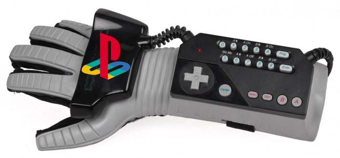 Sony Files Patent For Glove Controller