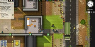 Gamer Finds Prison Architect 3D Game Setting