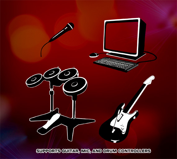 Rock Band 4 Crowdfunding