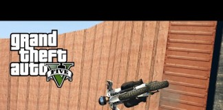 Guy Beats Insane GTA Stunt Course In Record Time