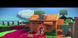 Paper Mario Color Splash Trailer Wii U