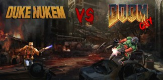 Duke Nukem Vs DoomGuy, Who Would Win?