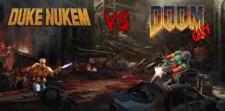 Duke Nukem Vs DoomGuy, Who Would Win?