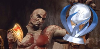 Kratos Platinum Trophy