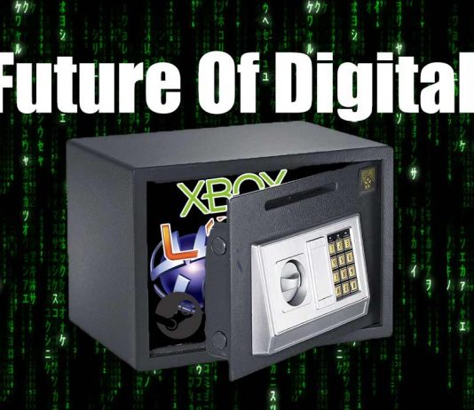 Is Digital A Future Proof Medium For Consoles? Image