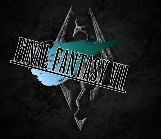 Skyrim Final Fantasy