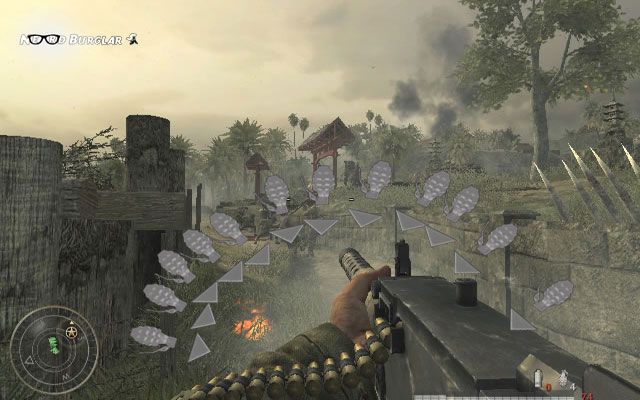 Call of Duty Grenade Spam