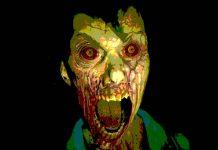 Scary Zombi