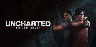 the lost legacy wallpaper