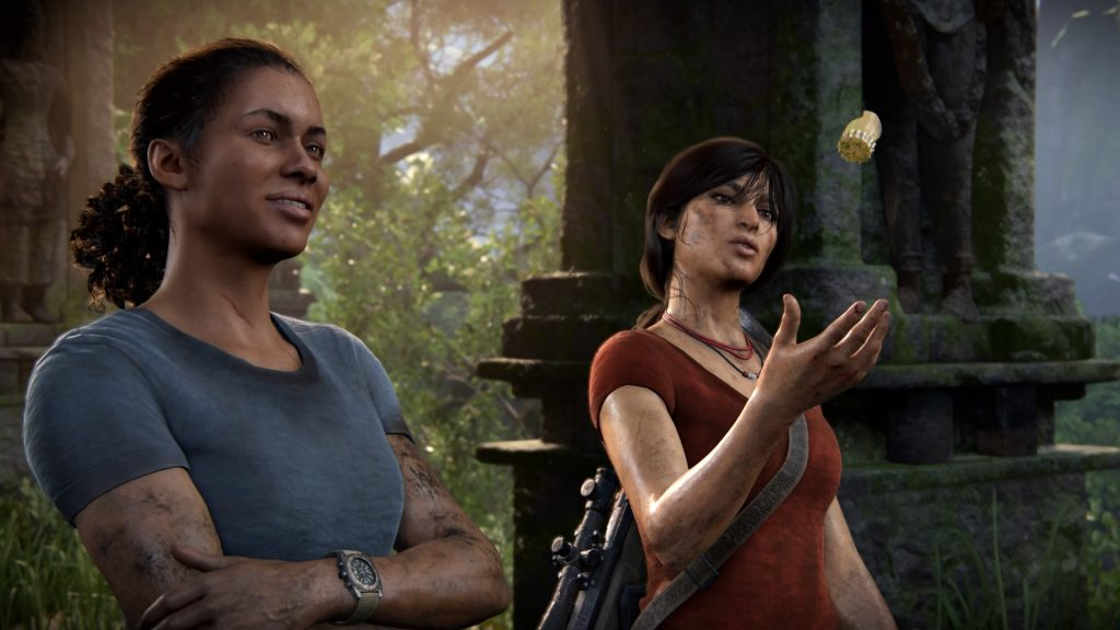 Uncharted The Lost Legacy Review Nerdburglars Gaming