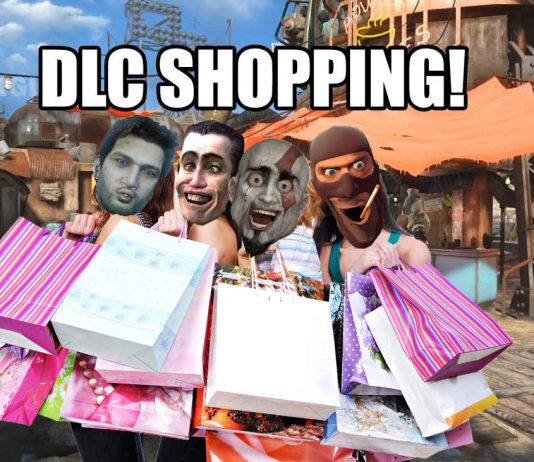 DLC Shopping