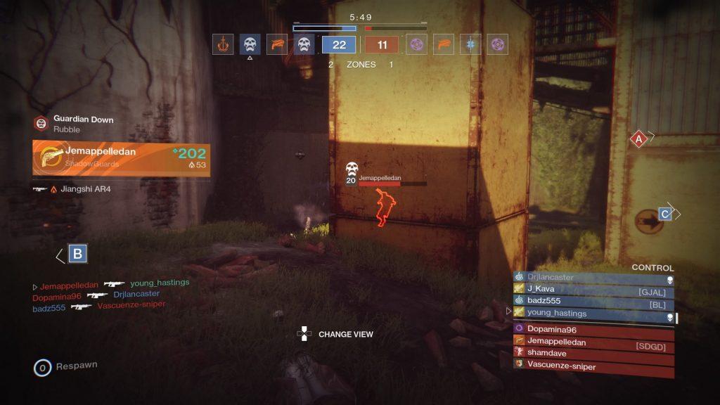 destiny 2 multiplayer