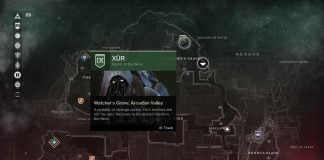 How To Find Xur In Destiny 2