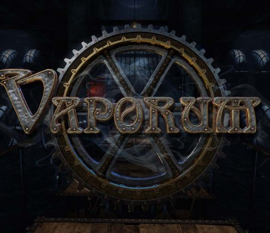 Vaporum Wallpaper