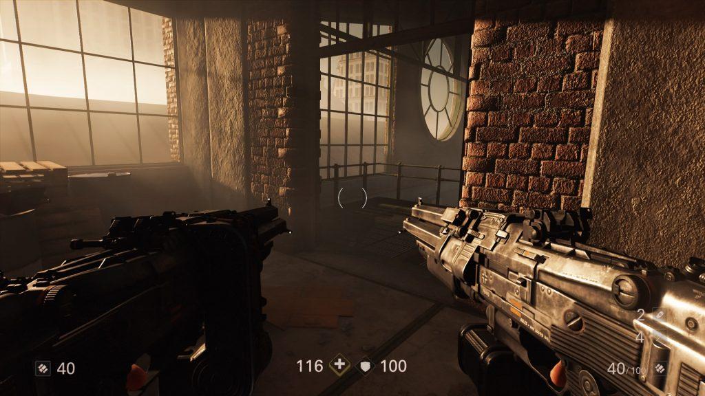 Wolfenstein Lighting