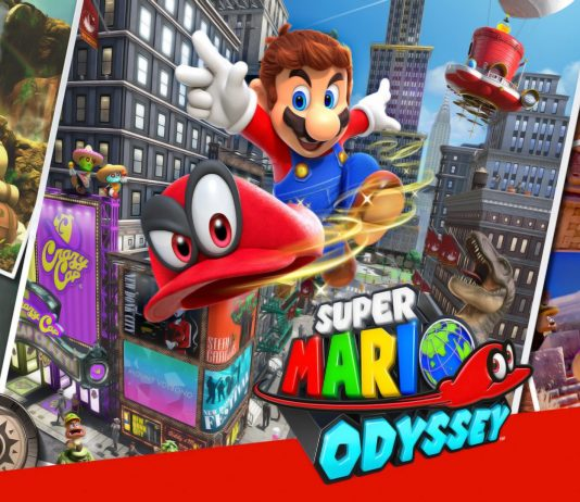 Super Mario Odyssey Review Image