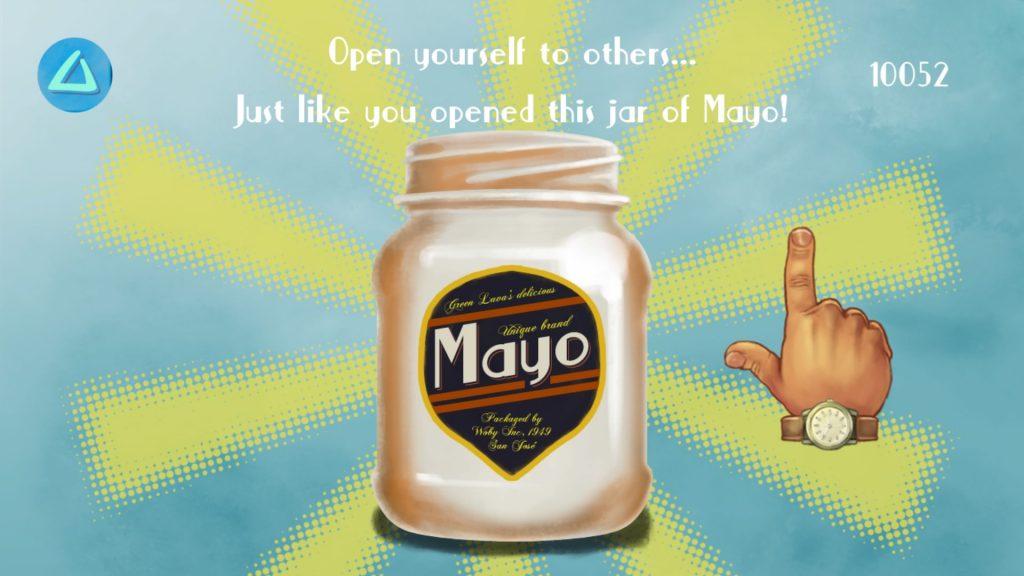 My Name is Mayo Ending
