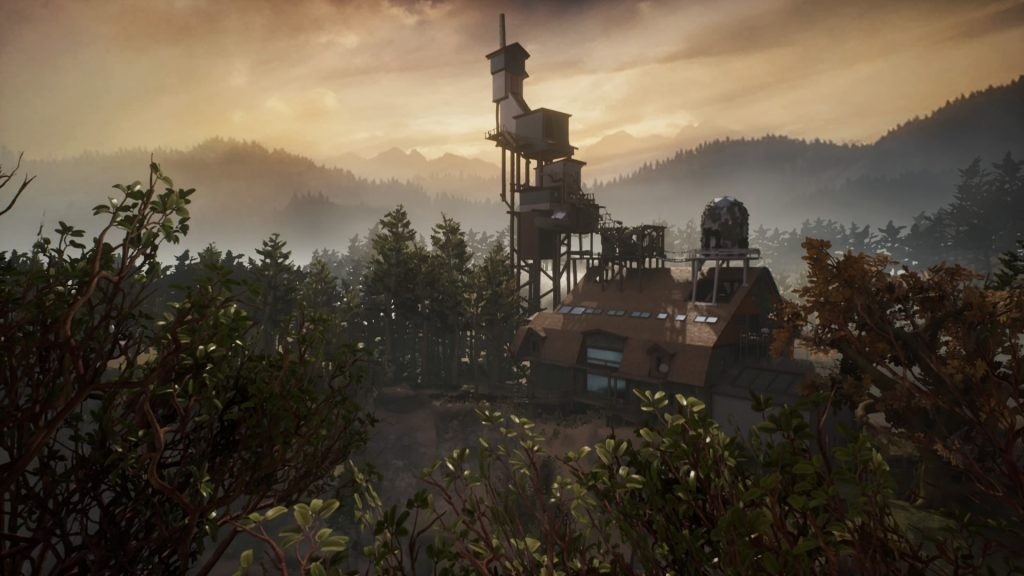 What Remains of Edith Finch Home