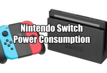 Power Consumption of The Nintendo Switch Image