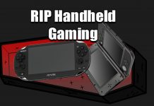 Handheld Gaming Is Dead Image