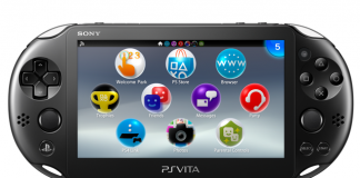 Playstation vita 2000
