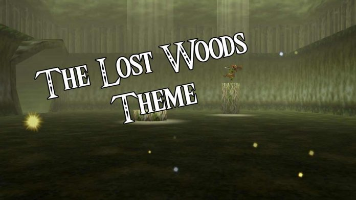 lost woods theme