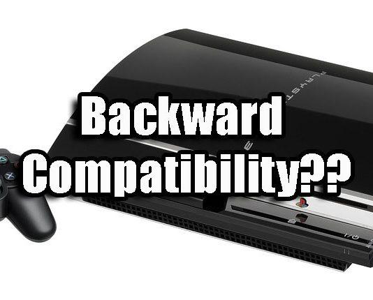 ps3 backward compatibility