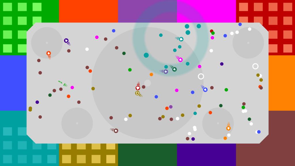 12 orbits - Arena - 12 players