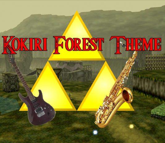 kokiri forest theme