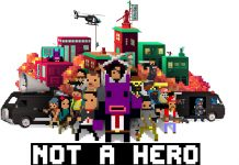 not-a-hero-review