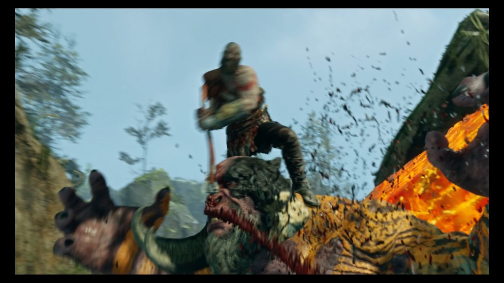God of War Epic Kill