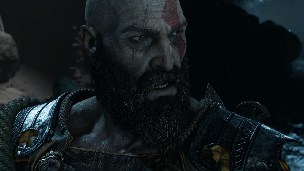 Kratos Beard