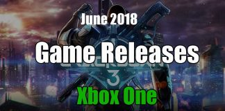 Xbox One June 2018
