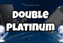 15 Games With a Double Platinum ( Vita & PS4) Image