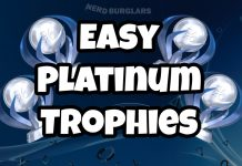 Easy Platinum Trophy
