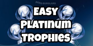 Easy PS4 Platinums 30+ Games