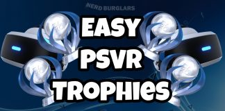 Easy PSVR Platinums