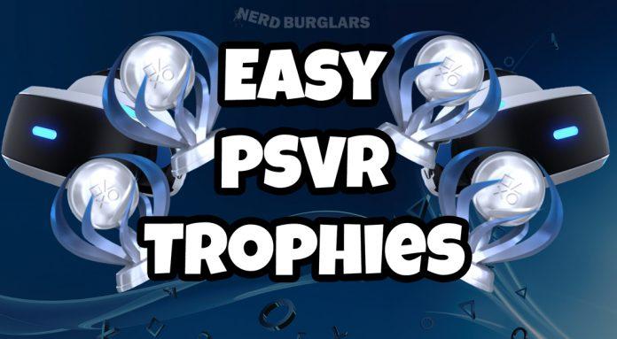 Easy PSVR Platinums