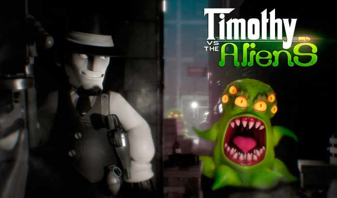 timothy vs the aliens review
