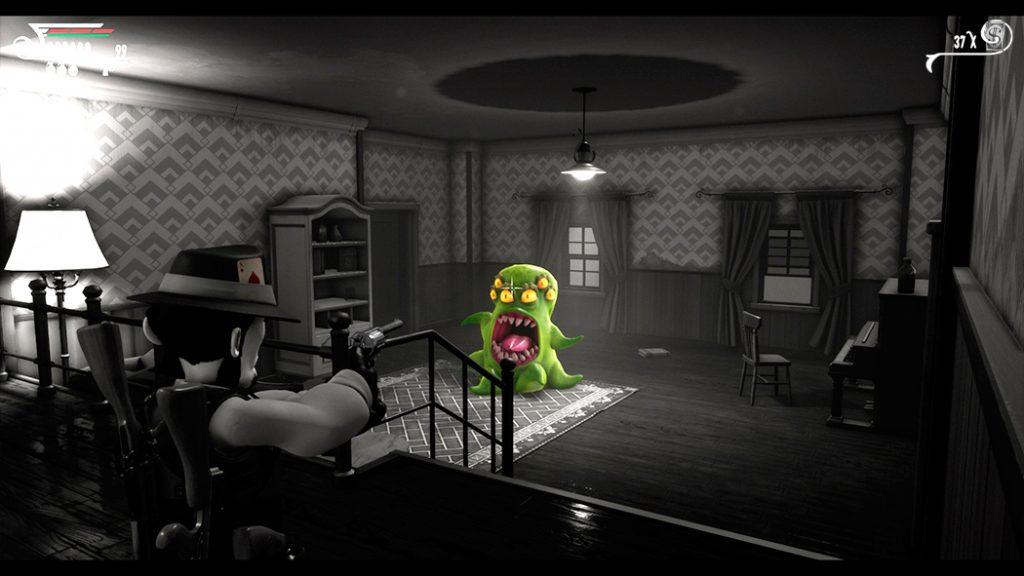 timothy vs aliens green alien