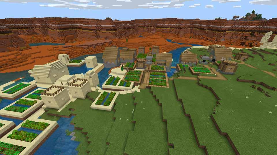 triple mesa village