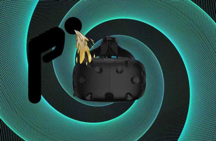 Prevent VR Motion Sickness