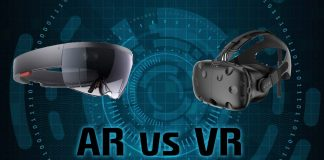 The Difference Between VR and AR