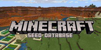 Minecraft seed database