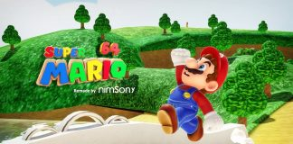 Fan Made Super Mario 64