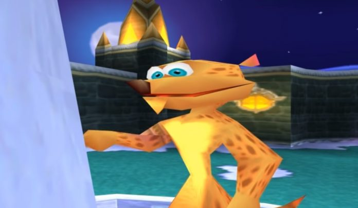 Hunter in Spyro 2
