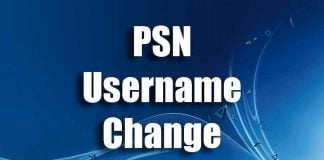 Changing PSN Username, Is It That Important?