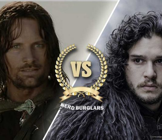 Jon Snow Vs Aragorn - Who Would Win In a Fight? Image