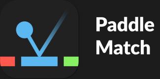 Paddle Match Logo