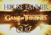Game of Thrones House Banner Quiz Image